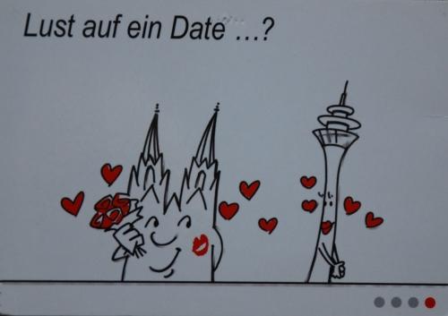 Lust auf ein Date ...?