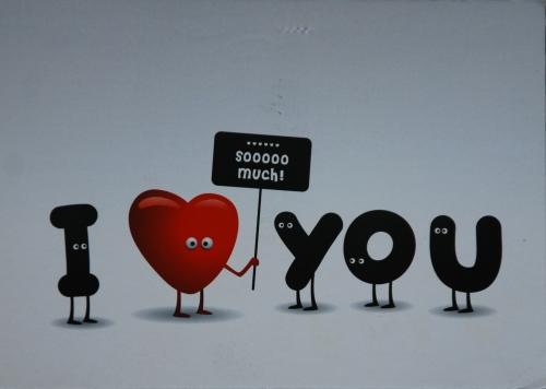 I love you sooooo much!