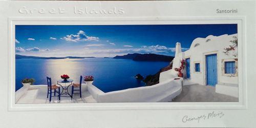 Greek Islands - Santorini
