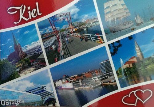 Liebe Grüße aus Kiel